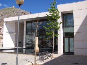 centre cultural El Teular - fachada pricipal