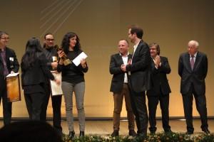 1r Premi - Cor de cambra Ad Libitum de l'escola coral de Quart de Poblet